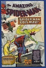 Amazing Spider-Man #24 (1965) Mysterio App--Solid Collectible Copy