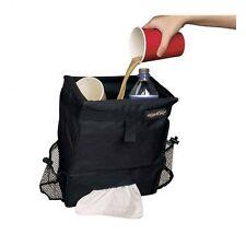 NEW Car Trash Garbage Bag Tissue Dispenser Can Holder Rack Hanger Auto Organizer