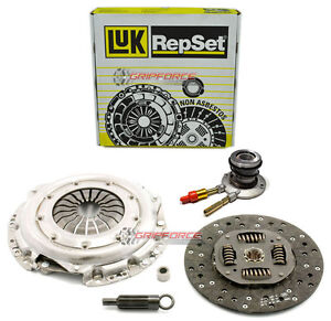LUK CLUTCH KIT+SLAVE fits 96-01 CHEVY GMC BLAZER JIMMY SONOMA C1500 K1500 4.3L
