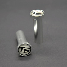 VW T5 & T5.1 Transporter Silver Door Lock Pull Pins Set of 2 Precision Machined