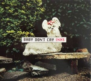 INXS : BABY DON'T CRY - [ CD SINGLE PROMO ]