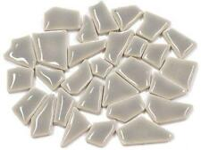 Flip Ceramic Mini Mosaic Tiles - Smokey Grey 100g