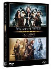 Dvd Biancaneve e Il Cacciatore Collection 2 Film - (2 DVD)  ......NUOVO