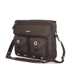 """Mobile Edge The 15.4"""" Messenger Bag in Black MEEMB1"""