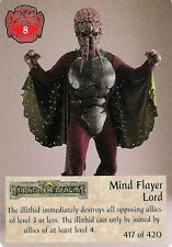 Spellfire - 1st Edition Chase #417 - 1st/417 - Mind Flayer Lord - D&D
