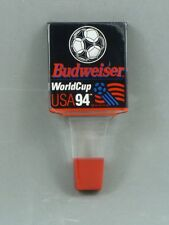 New 1994 Budweiser World Cup Soccer 6 inch Lucite Tap Handle