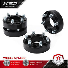"""4 Pcs Wheel Spacers 6x135 1.5"""" thick 14x1.5 For Ford F-150 2015-2020 Expedition"""