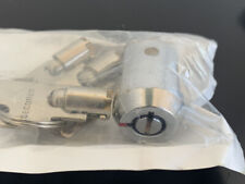 Securus Cylinder barrel Lock For Storage Unit 3 keys