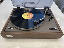 JVC JL-A1 Vintage Belt Drive Stereo Turntable JAPAN aka PL-12D Pioneer - POST