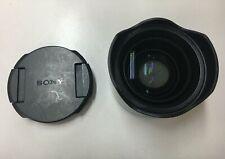 # SONY SEL075UWC Ultra Wide Converter 0.75x Lens