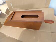 8-Deck Dealer Card Shoe – Baccarat / Blackjack - Wood Veneer