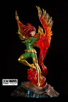 XM STUDIOS Phoenix Jean Grey 1/4 Scale Statue   WITH COIN, sideshow. marvel