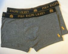 Polo Ralph Lauren Slim Boxer Trunk Shorts Sous-vêtements (2 Pack) large 65% Off