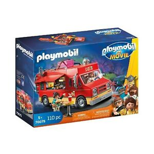 Playmobil 70075: The Movie Del's Food Truck NEW