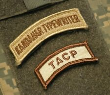 Afsoc Tacp Kampf Control Cct Death On Call Wreak Havoc Kandahar Schreibmaschine
