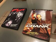 Sin City + Crank! Dvd Movies
