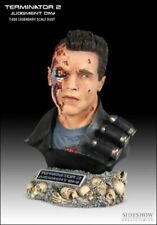 SIDESHOW TERMINATOR T-800 LEGENDARY SCALE BUST LOW # X-BOX FACTORY SEALED SHIPPR
