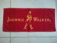 Serviette de bar whisky JOHNNIE WALKER