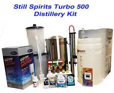 Still Spirits T500 Distillery Kit #2 with Reflux S.Steel Condensor Homebrew