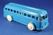 Plasticville - O-O27 - Bus - Dark Blue Bus - ORIGINAL - Excellent+++++ Condition