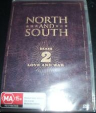 North & And South - Book Part 2 (Australia Region 4) DVD - NEW