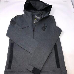 Cleveland Cavs Nike Showtime Zip up Hoodie Sweatshirt Youth Size 18/20 X-Large