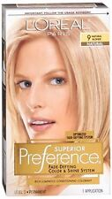 LOreal Superior Preference - 9 Natural Blonde (Natural) 1 Each (Pack of 2)