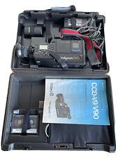 Sony Handycam Pro Video 8 Ccd-V9 V90 8mm Video Camera for Video Transfers W/Case
