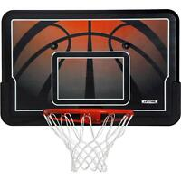 Basketball Hoop 44 Inch Goal Backboard System W/ Rim Combo Durable Outdoor Sport