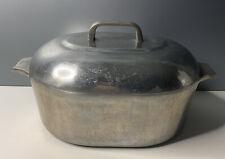 Vtg Wagner Ware Sidney O Aluminum Magnalite 4265-P Roaster Dutch Oven Lid