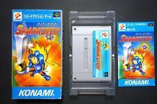 SPARKSTER - Nintendo Super Famicom SFC Good/Very.Good.Condition JAPAN