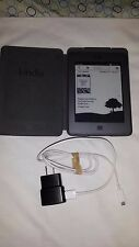 "Amazon Kindle Touch Graphite D01200 4GB, Wi-Fi 6"" Ebook Reader 4th Generation"