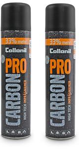 (29,94€/Liter) Collonil Carbon Pro Hochleistungs- Imprägnierspray 2x400ml - 1704