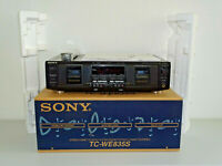 Sony TC-WE835S High-End Kassettendeck, OVP&NEU, 2 Jahre Garantie