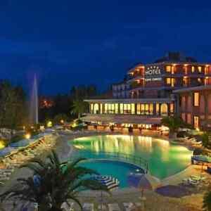 Amalfiküste - Thermenhotel **** Capasso 5 Nächte, 2 Personen, HP, Pools,...