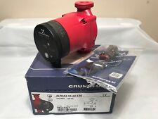 GRUNDFOS ALPHA2 15-60 130 CENTRAL HEATING CIRCULATION PUMP 98119377 BNIB