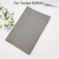Tablet Case for Teclast P20 10.1 Inch Tablet Anti-Drop Flip Cover ProtectioJ5F1