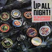 Various Artists - Up All Night Vol.1 (30 Northern Soul Classics) (CD 1990)