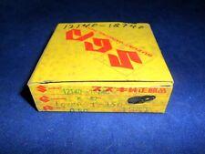 NOS Suzuki Piston Ring Set .25 69-70 T350 12140-18740
