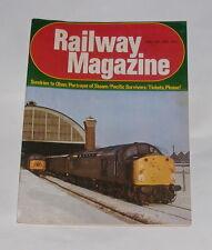 RAILWAY MAGAZINE JANUARY 1981 - SUNDRIES TO OBAN/PORTRAYER OF STEAM
