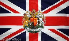 "ROYAL CREST UNION JACK 18"" X 12"" FLAG boats treehouses caravans flags ROYALTY UK"