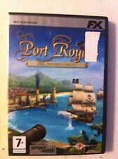 cd per pc - gioco port royal s.o. 98/me/xp