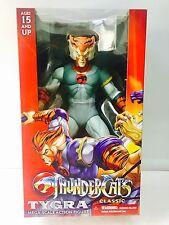 "Thundercats TYGRA 14 ""POLLICI MEGA SCALE ACTION FIGURE-MEZCO Toyz 2016 36cm"