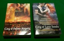 The Mortal Instruments Books 4&5: by Cassandra Clare