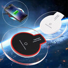 QI Wireless Power Fast Charger Charging Pad Mat For Samsung /LG /Moto /iPhone KY