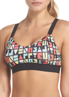 Brooks Multicolor Hot Shot Bra Women's Size XL 73322