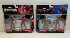 Marvel Universe Legends Infinite~Spider-Man Shocker Vulture~MCU 4 Figure Lot