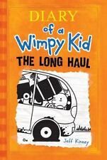 Diary of a Wimpy Kid: The Long Haul 9 by Jeff Kinney (2014, Hardcover, Prebound)