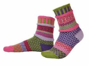 Mismatched Recycled Cotton Socks Tulip