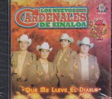 Los Nuevos Cardenales De Sinaloa Que Me Lleve El Diablo New Nuevo Sealed